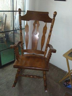 Big man rocking chair for Sale in Las Vegas, NV
