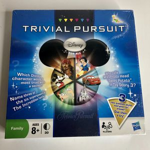 Disney Trivial Pursuit Board Game 2011 New for Sale in Anaheim, CA