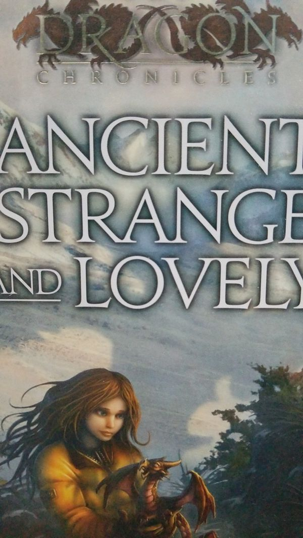 Ancient strange and lovely