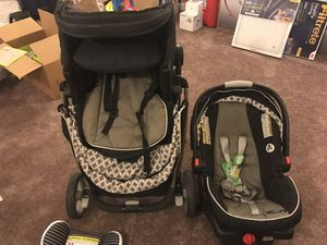Graco stroller and car seat for Sale in McKinney, TX