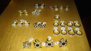 STERLING SILVER JEWERLY FOR WOMEN EVERYTHING REAL for Sale in Manassas, VA