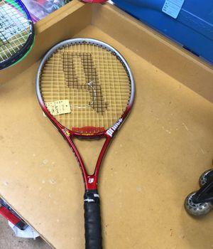 Prince tennis Racket for Sale in Matawan, NJ
