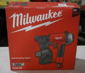NEW MILWAUKEE COIL ROOFING NAILER for Sale in Stockton, CA
