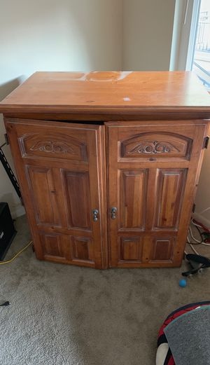 TV hutch for Sale in Chico, CA
