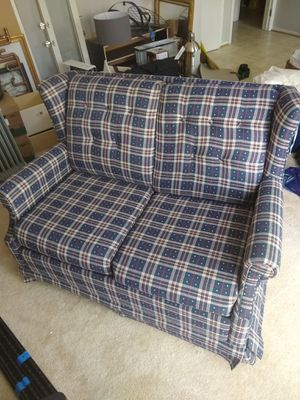 Pull out bed couch for Sale in West Springfield, VA