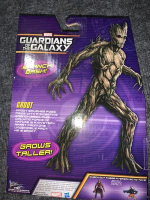 Brand new groot figure never opened for Sale in Dallas, GA