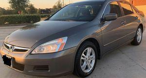 Original Owner 2006 Honda Accord EX for Sale in Wichita, KS