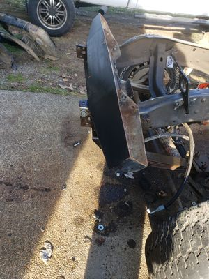 Home built steel bumper for Sale in Graham, WA