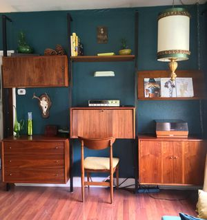 Mid Century Modular Wall Unit for Sale in Portland, OR
