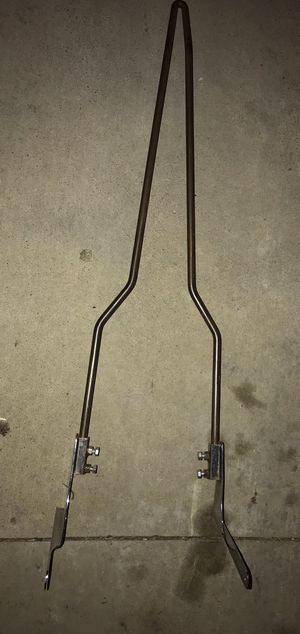 Harley sportster sissy bar for Sale in Norco, CA