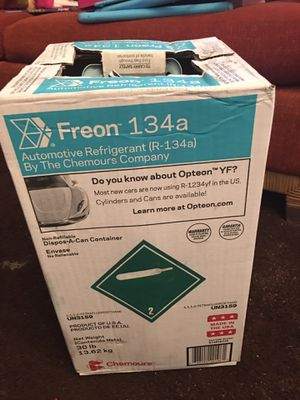 Freon 134a for Sale in Ontario, CA
