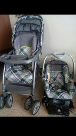 Babytrend stroller and car seat for Sale in Fishers, IN