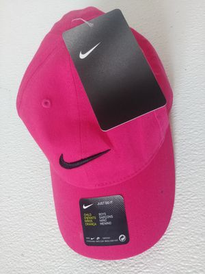 Pink Nike hat adjustable one size for Sale in San Leandro, CA