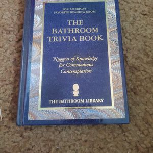 The Bathroom Trivia Book for Sale in Pittsburgh, PA