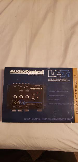 AudioControl LC7i for Sale in Marina, CA