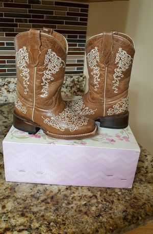 Girl's Cowboy Boots for Sale in Dallas, TX