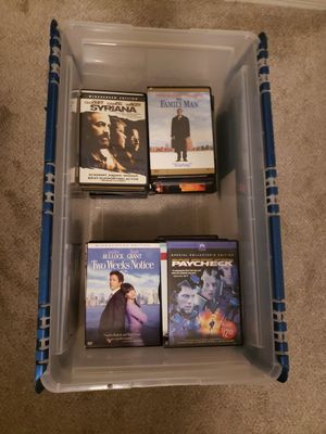 DVD and Blue Ray's Movies for Sale in Wahneta, FL