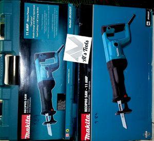 Makita 11 amp reciprocating saw $75 each for Sale in Norwalk, CA
