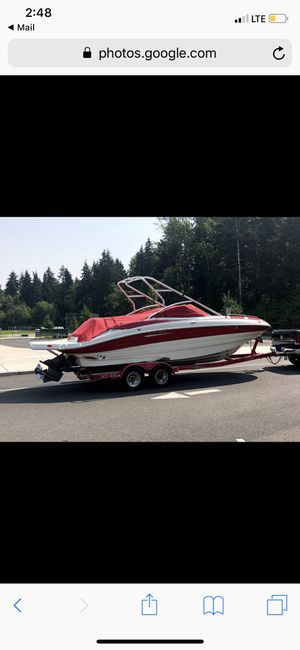 2006 Azure 240 Excellent condition for Sale in Newcastle, WA