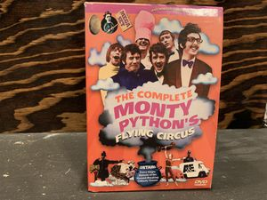 Monty Python DVD entire collection for Sale in Long Beach, CA