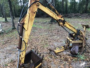 3 point backhoe attachment for your tractor fit from 30 to 70 hp for Sale in Hockley, TX