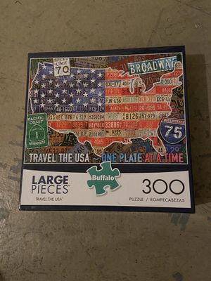 Puzzle 300 large pieces for Sale in Moreno Valley, CA