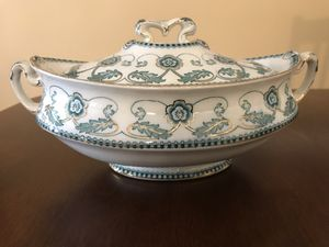 Ford & Sons Boston Burslem serving dish with lid for Sale in Evansville, IN