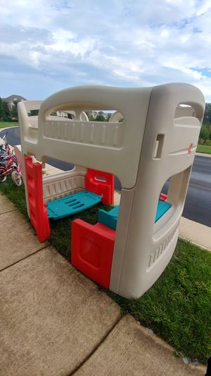 Step 2 Twin Bunk Bed for Sale in Ashburn, VA
