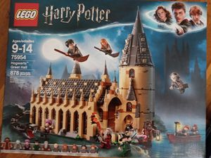 Harry potter hogwarts great wall lego set for Sale in Overland, MO