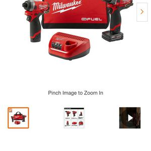 Milwaukee M12 FUEL Hammer Drill & Impact for Sale in Anaheim, CA