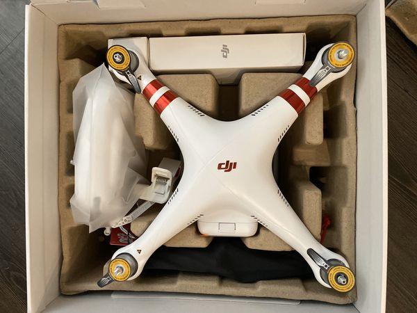 Brand new DJI phantom 3 standard camera drone 2.7k