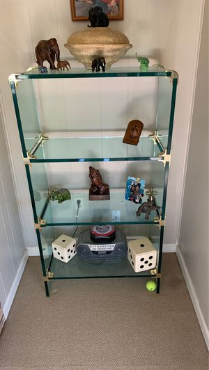 Glass shelves for Sale in Saint Charles, MO