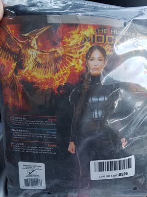 The hunger game costume for Sale in Los Angeles, CA