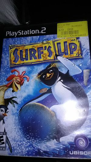Surfs up game ps2 for Sale in Fresno, CA