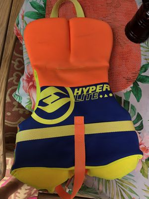 Life jackets kids for Sale in Gouldsboro, PA