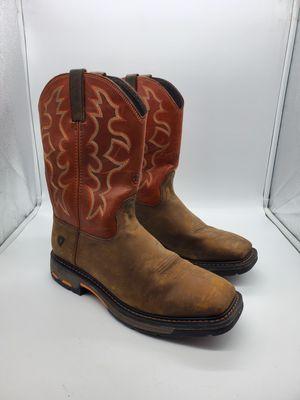 Men's Ariat Soft Toe Work Boots Size 12 for Sale in Pico Rivera, CA