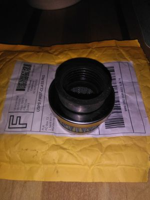 35mm air cleaner/filter for motorcycle for Sale in Vallejo, CA