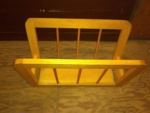 Ikea magazine rack for Sale in Huntington Beach, CA
