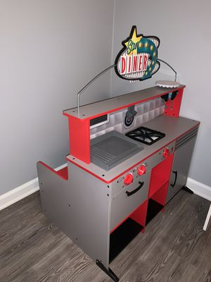 Melissa & Doug Diner kids play kitchen for Sale in Columbia, SC