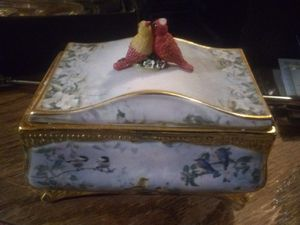 Antique jewelery box for Sale in Columbus, OH