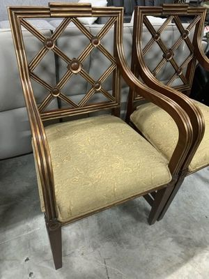 Beautiful Gold chairs for Sale in Vero Beach, FL