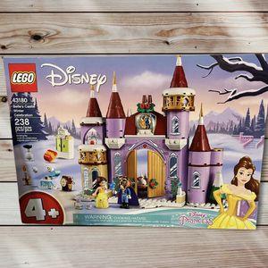 LEGO Disney Princess: Belle's Castle Winter Celebration - (43180) - 238 PCS for Sale in Humble, TX