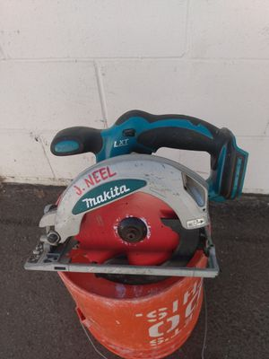 Makita cordless saw for Sale in San Diego, CA
