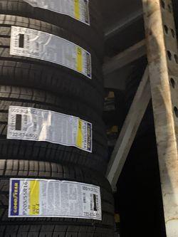 New Goodyear 205/55/16 for Sale in Montebello,  CA