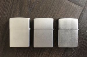 New never used zippo lighters $5 each for Sale in Las Vegas, NV
