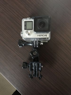 GoPro Hero 4 Black+ for Sale in Tallahassee, FL