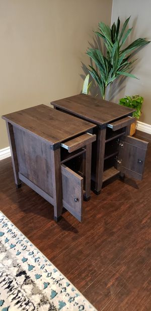 End Tables Set for Sale in Long Beach, CA