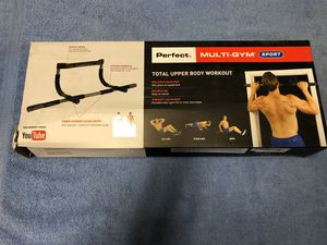 (NEW IN BOX) Pull-up Exercise Bar for Sale in Fresno, CA