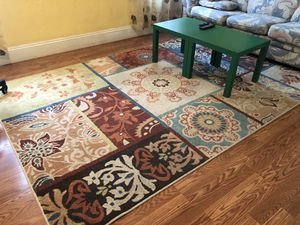 Sofa, side tables and rug for Sale in Fremont, CA