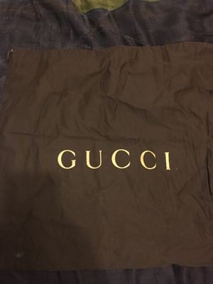 Drawstring Gucci Bag for Sale in Pittsburgh, PA
